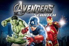 spielautomat The Avengers Scratch
