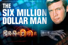 slot-machine Игровой автомат The Six Million Dollar Man о желанных миллионах