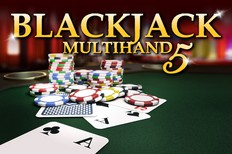 игровой автомат Progressive Blackjack Multihand