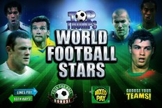 slot-machine Игровой слот Top Trumps — World Football Stars онлайн: чемпионы рядом