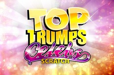 spielautomat Top Trumps — Celebs Scratch